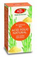 Acid folic natural x 30cps (Fares)