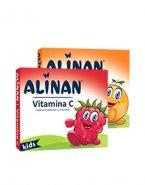 Alinan Vitamina C zmeura x 20cp