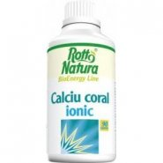 Calciu coral ionic x 90cps(RottaNat)