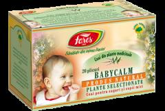 Ceai Babycalm x 20dz (Fares)