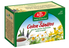 Ceai colon sanatos x 20dz (Fares)