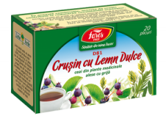 Ceai crusin+lemn dulce x 20dz (Fares)