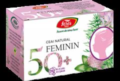 Ceai feminin 50+ x 20dz (Fares)