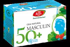 Ceai masculin 50+ x 20dz (Fares)