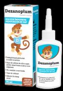 Dezanoplum solutie paduchi x 75ml- Zdrovit