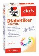 DH-Diabetiker vitamine x 30cp