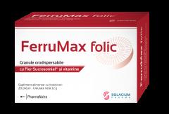 FerruMax folic granule orodisp x 20pl