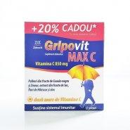 Gripovit Max C x 10+2plicuri (Zdrovit)