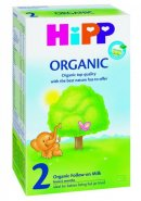 Hipp 2 Lapte Praf Organic Bio 300g