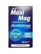 Maximag Antistres 375mg MgB6+Hamei x 30cpr(Zdrovit