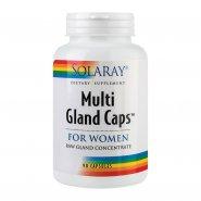 Multi Gland Caps for Women 90cps (Solar
