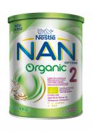 NESTLE Lapte Nan 2 Organic x 400g