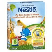 Nestle Mic Dejun Grau 5 Fructe 250g