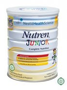 Nestle Nutren Junior Vanilie 400g