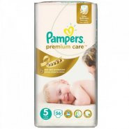 Pampers 5 Premium Care (11-25kg) x 56buc