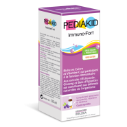 PEDIAKID Immuno-fort sirop x 125ml