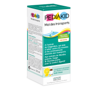 PEDIAKID Rau De Transport Sirop 125ml Ineldea