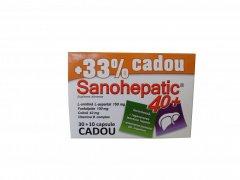Sanohepatic 40+ x 30+10cps (Zdrovit)
