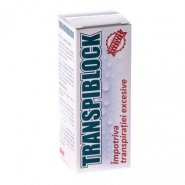 Transpiblock roll-on antiperspirant 50ml