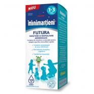 W-Minimartieni Futura 1-3ani sirop x 125ml