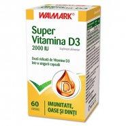 W-Super Vitamina D 2000IU x 60cps