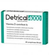 Zdrovit Detrical D3 4000IU x 60cp.film