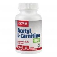 Acetyl L-Carnitine x 60cps (Jarrow)