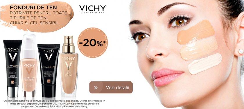 Promotia Lunii Vichy